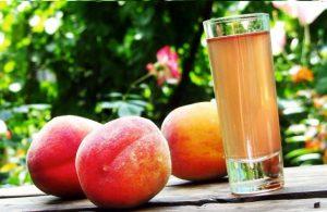Персиковая наливка скороспелая, домашний рецепт