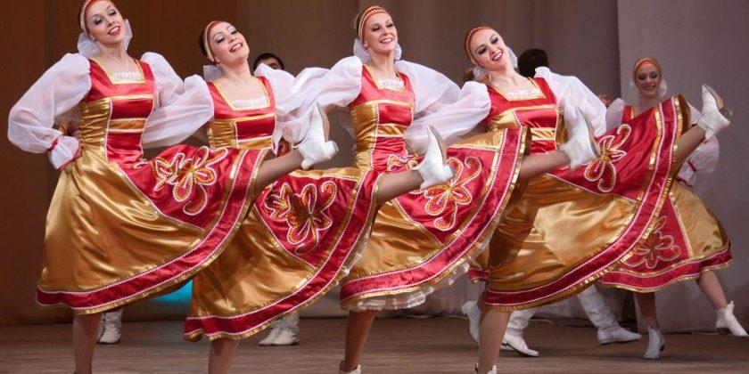 Караоке — русские народные песни поем онлайн вместе!