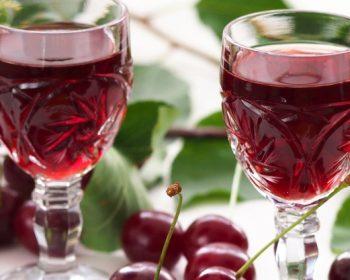 Наливка вишневая «Старосветская» сложный, настоящий рецепт