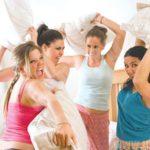 Как организовать пижамную вечеринку