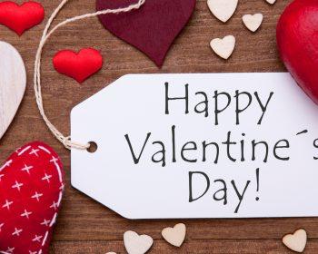 Поздравления на день святого Валентина 14 февраля — идеи