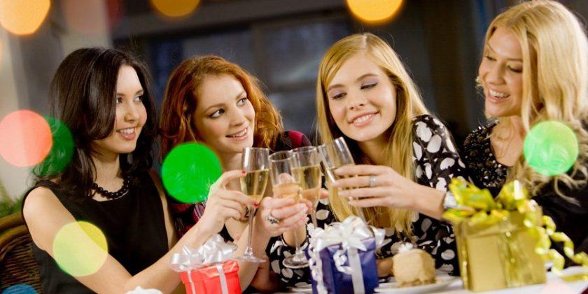 Ряд идей для девичника или вечеринок