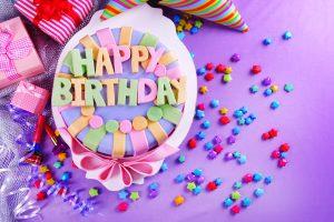 Смс поздравления с днем рождения в стихах — универсальные