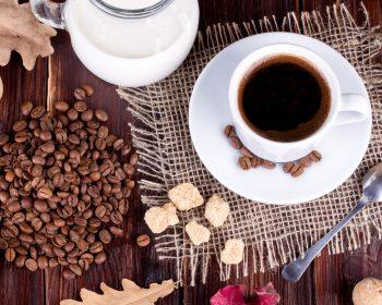 Поздравление к подарку кофе
