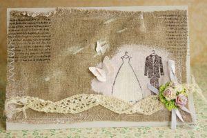 Льняная свадьба 4 года