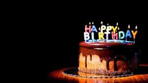 Поздравление с днем рождения для парня