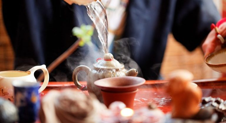 Чайная церемония — как организовать
