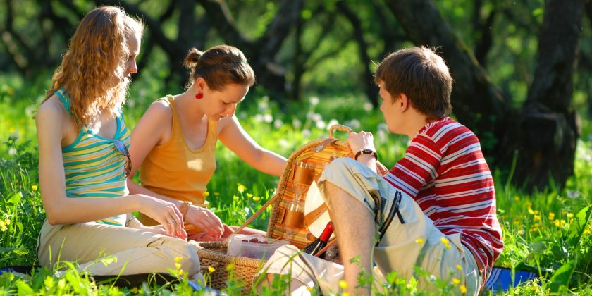 Как организовать пикник на природе и что с собой взять