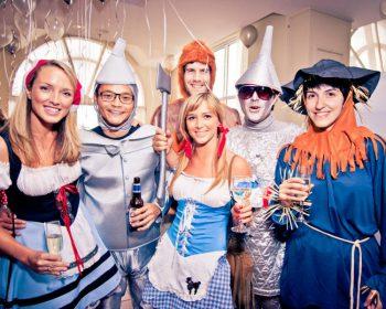 Как проводить тематические вечеринки