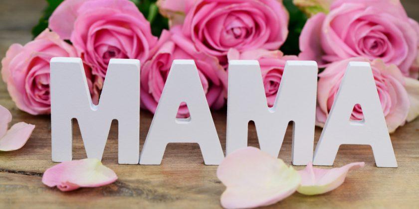 Подарок для мамы своими руками