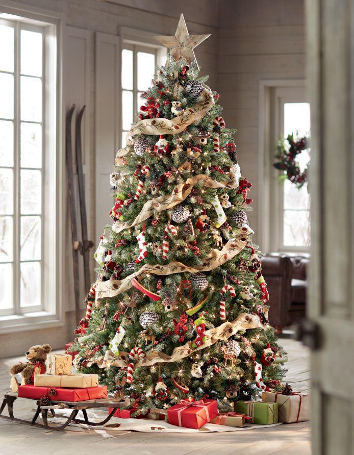 Как украшать елку к Новому Году
