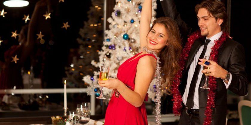 Как выбрать платье для Новогодней ночи