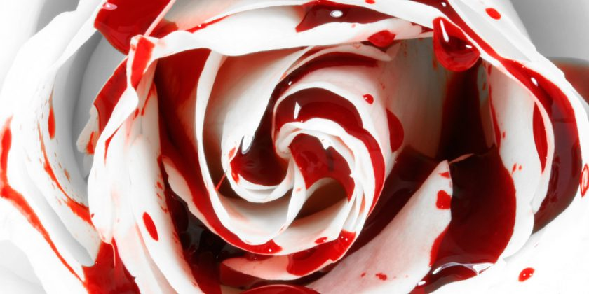 Кровавый розыгрыш прикол