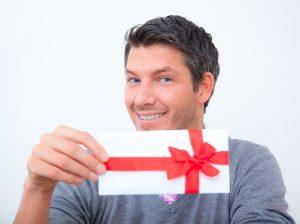Подарки нашим мужчинам