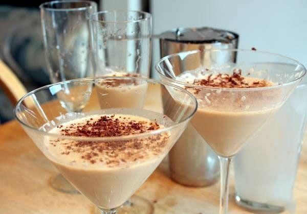 Бренди Александр — рецепт коктейля