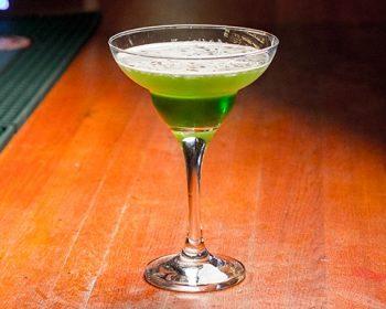 Коктейль Зелёный шершень рецепт