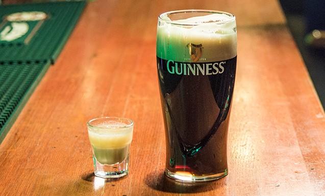 Ирландская бомба — рецепт коктейля