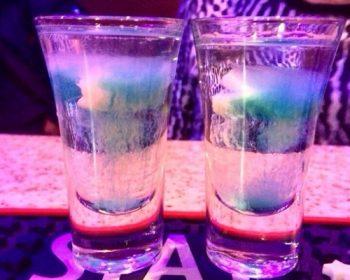 Медуза — рецепт коктейля