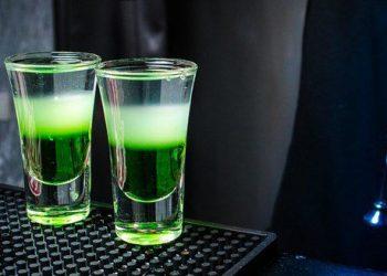 Зелёный мексиканец — рецепт коктейля