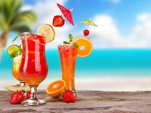 Секс на пляже — рецепт коктейля