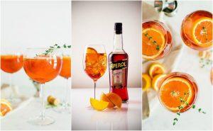 Шпритц — рецепт коктейля