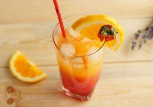 Текила санрайз — рецепт коктейля