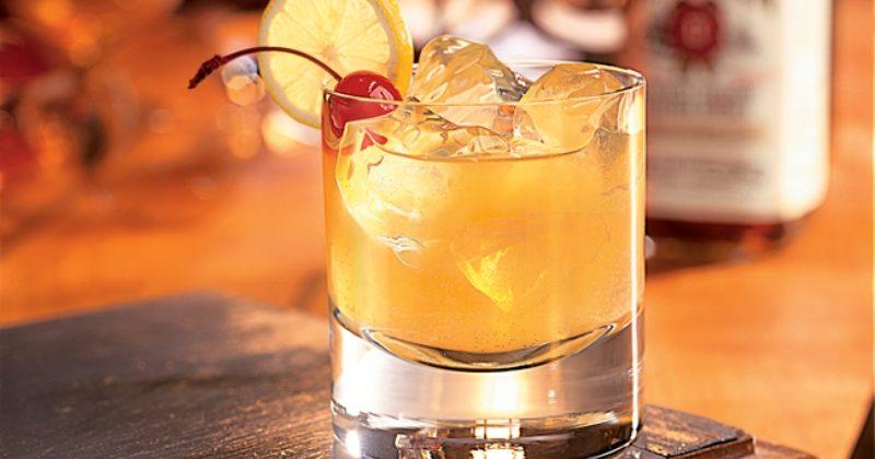 Виски сауэр — рецепт коктейля