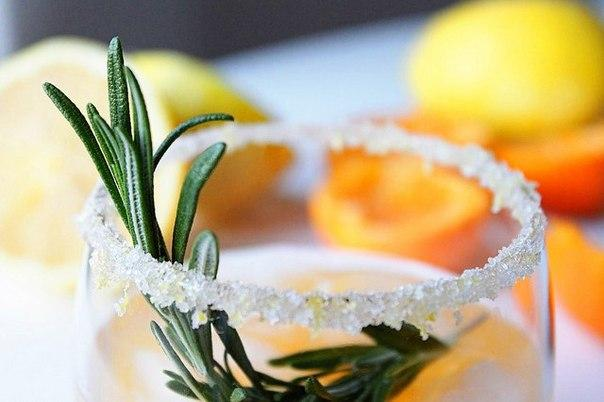Зимнее солнце — рецепт коктейля
