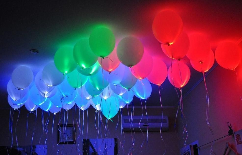 Советы по украшению дома воздушными шарами