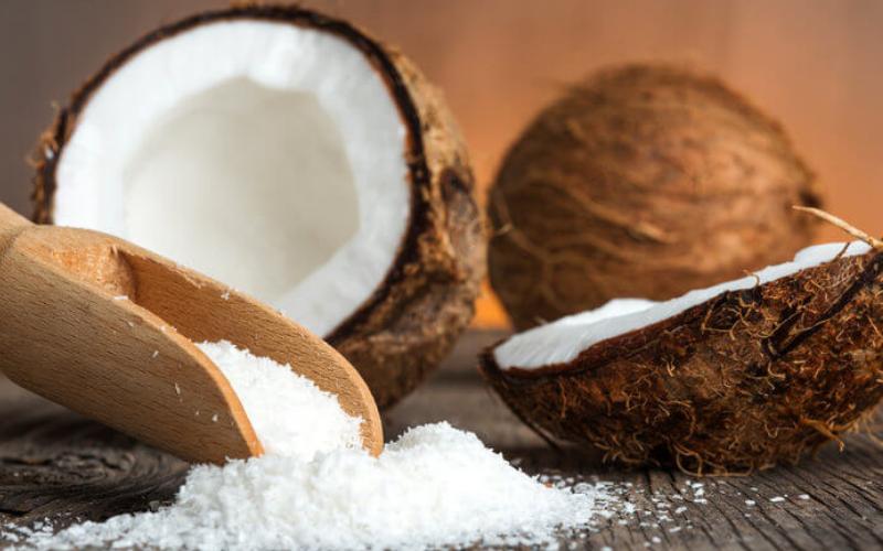 Кокосовая мука — свойства и применение