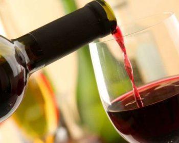 польза сухого красного вина