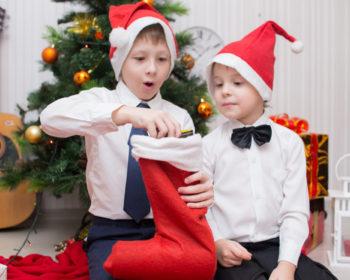 подарок для ребенка на новый год