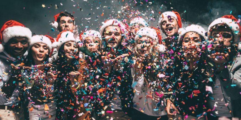 новогодние шоу для праздника
