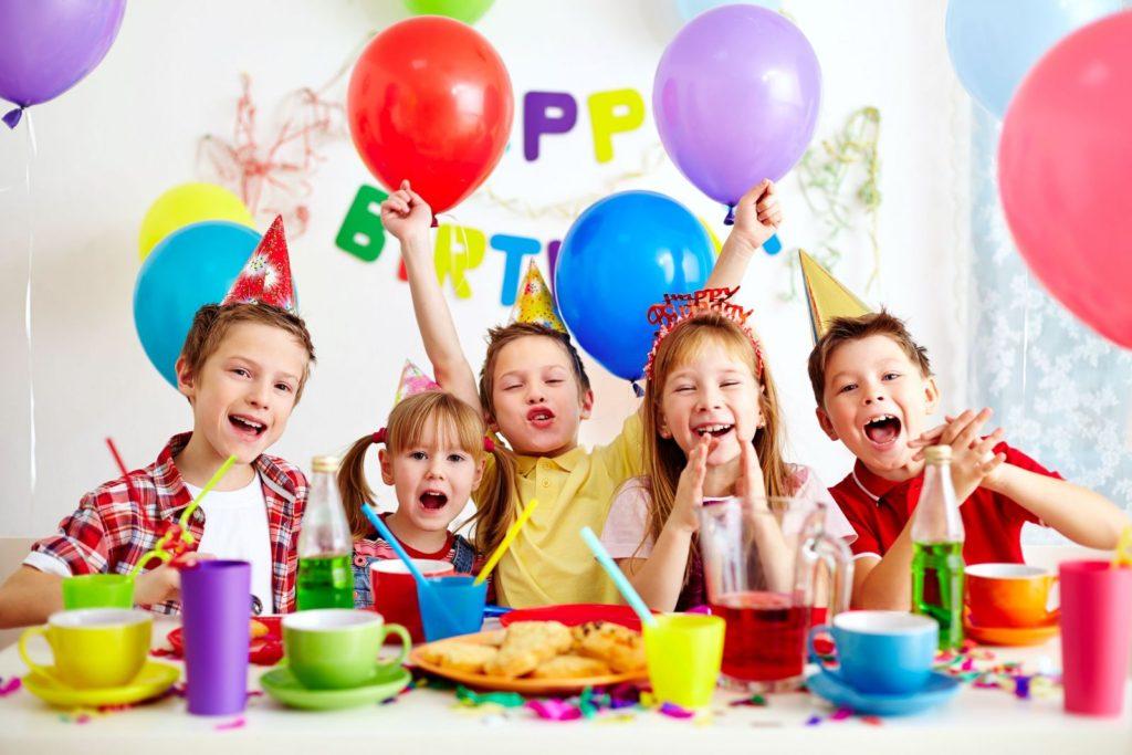 Как отметить день рождения ребенку 3 — 5 лет