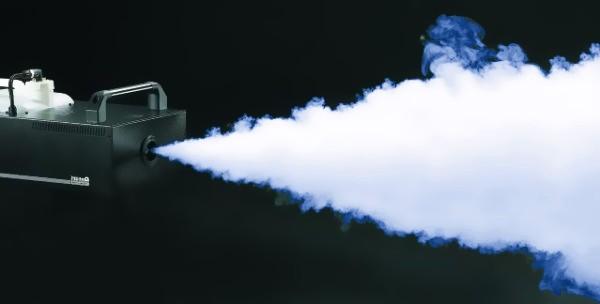 Как выбрать дым машину?