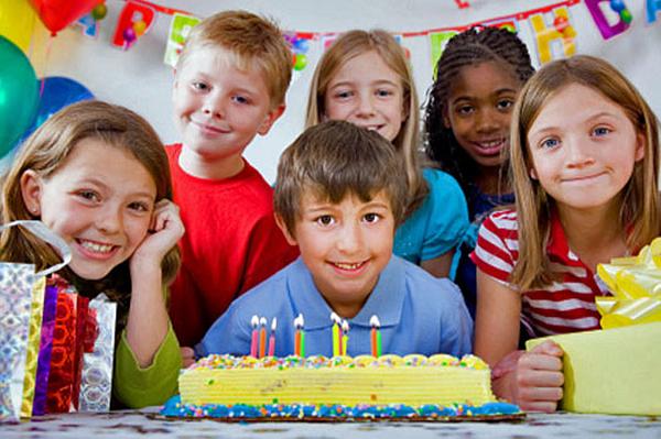 Как отпраздновать день рождения ребенка 7-10 лет