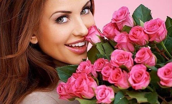 Как поздравить любимую девушку на расстоянии?