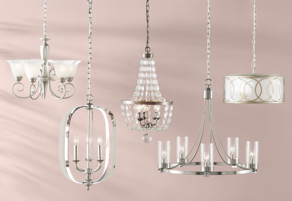 Как выбрать потолочное освещение