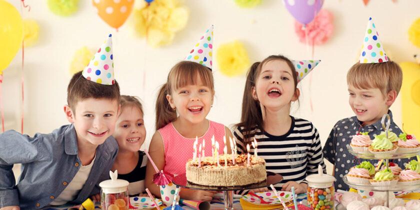 как отпраздновать ДР ребенка