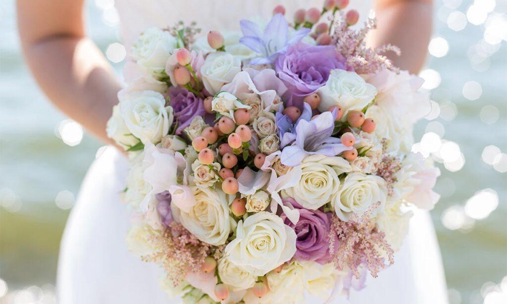 Как выбрать идеальный букет невесты