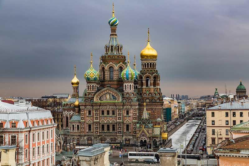 Что посмотреть в Санкт-Петербурге?